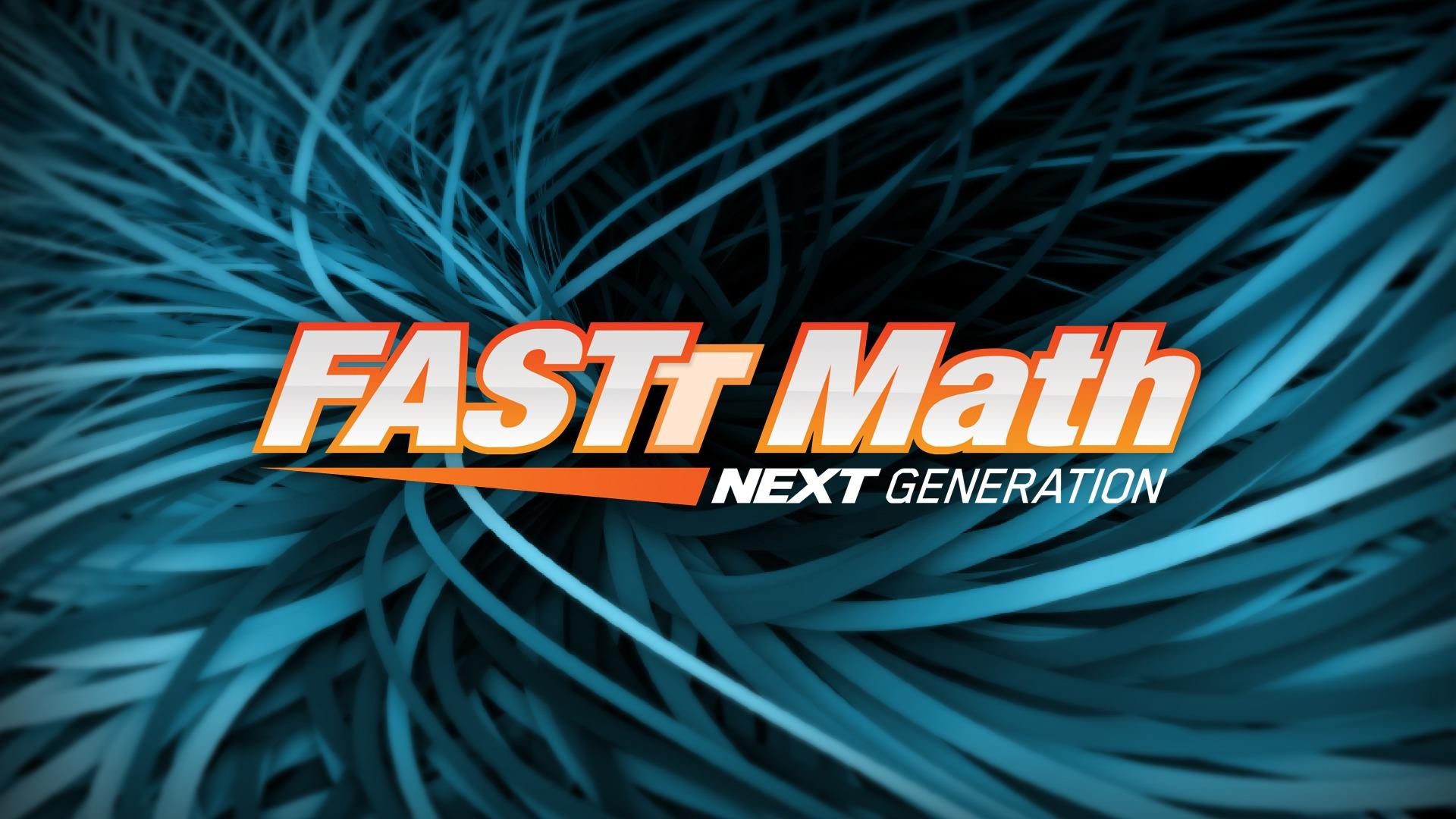 fastt math next generation games