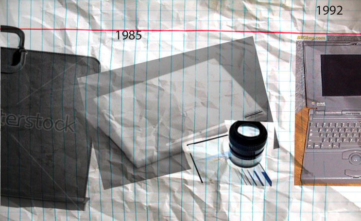 how to create a photo portfolio on ipad